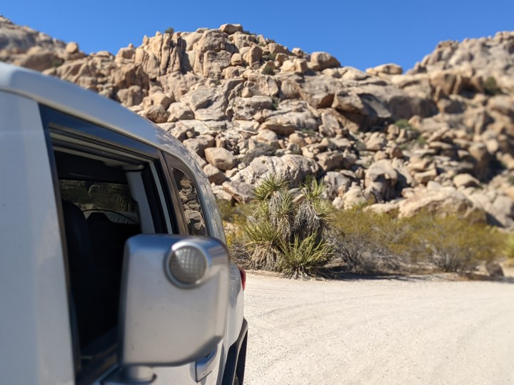 Travel Vlog | Solo Camping at Joshua Tree National Park After My Second Vaccine