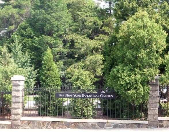 new york botanical gardens travel