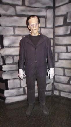 Frankenstein zombie travel new york
