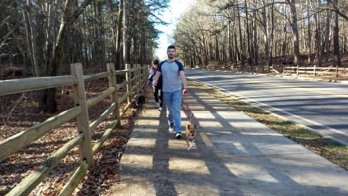tweotonetheartist hiking trail