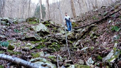twotonetheartist rocks nature travel
