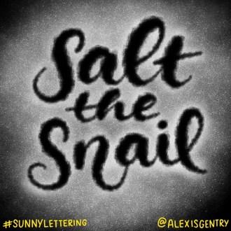 Always Sunny - Salt the Snail