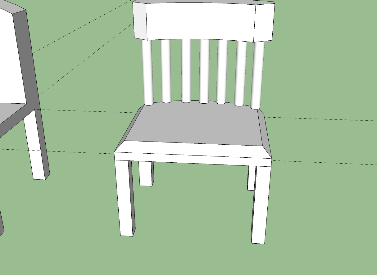 Google Chair Google Sketchup Chairs Alexis Jorgensons Blog