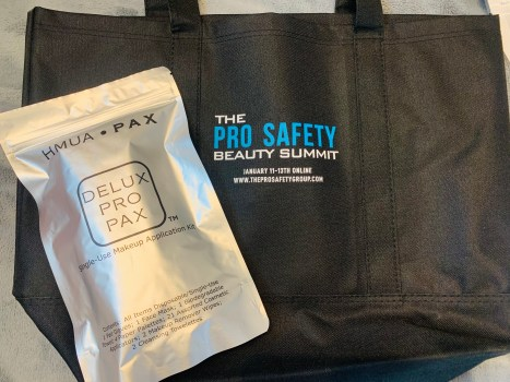 Pro-Safety Beauty Summit HMUA PAX