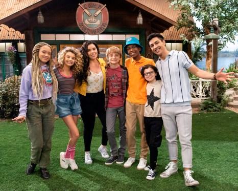 Bunk'd Season 5 Cast