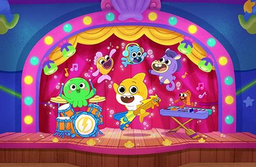 Nickelodeon Baby Shark's Big Show