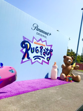 Rugrats Drive In Premiere