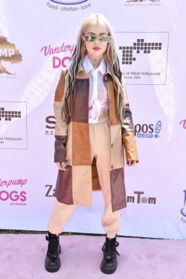 Emma Norton at the 5th Annual Vanderpump Dogs World Dog Day Event