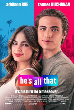 He's All That Movie Poster