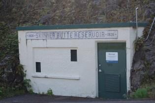 Skinner Butte Reservoir