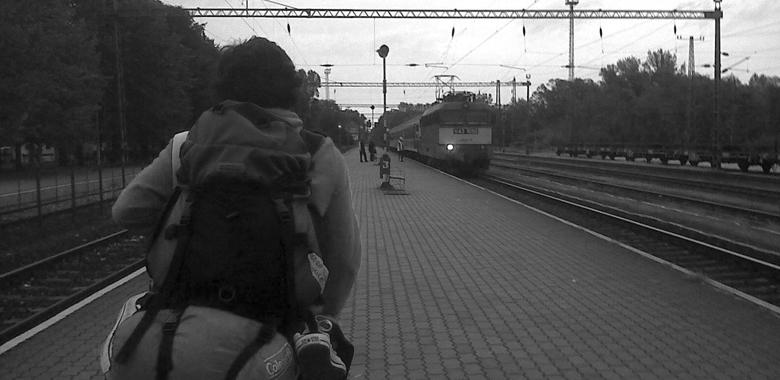 backpacktrain