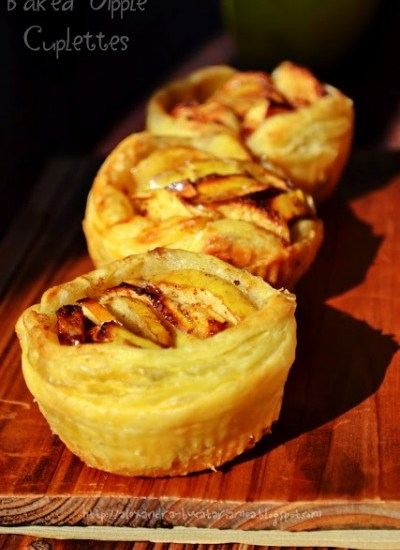 [:en]Baked Apple Cuplettes[:ro]Cuplettes cu măr copt – Baked Apple Cuplettes[:]