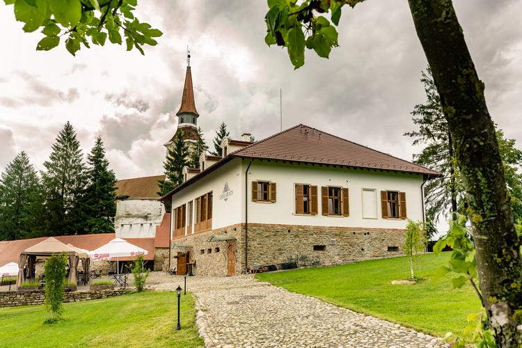 Casa Kraus -Criț