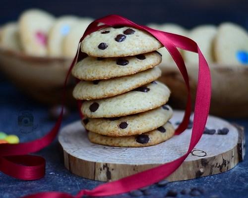 Chocolate Chip Cookies – Fursecuri cu fulgi de ciocolată