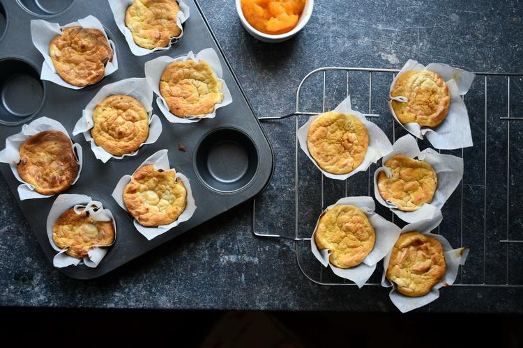 Muffin cu dovleac - Bucătăria familiei mele - alex juncu