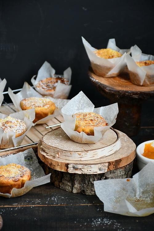 muffins cu dovleac si crema de brânză- Bucătăria familiei mele - alex juncu