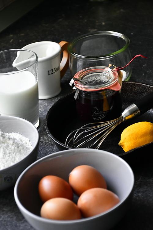 ingrediente Firimiturile împăratului - Bucătăria familiei mele - www.alexjuncu.ro