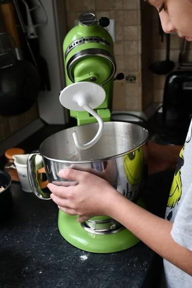 mixer verde