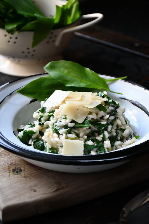 Leurda cu orez - Bucătăria familiei mele-www.alexjuncu.ro