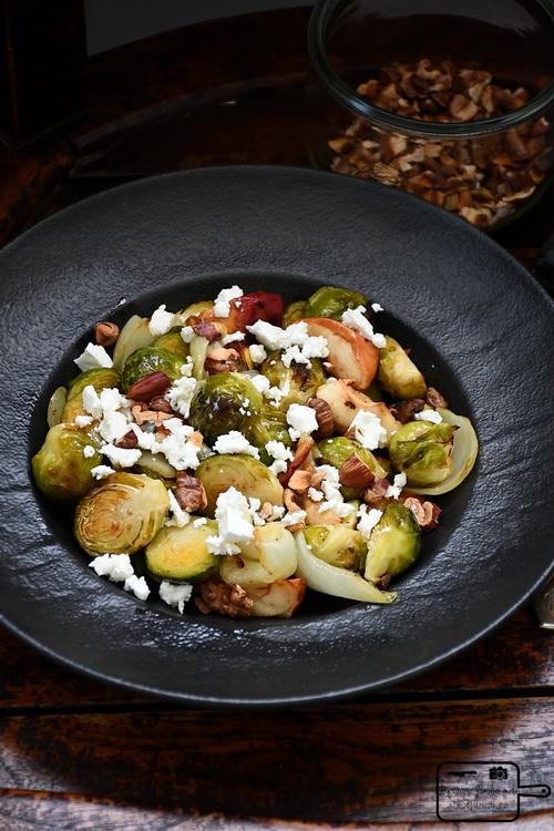 Varza de Bruxelles- Bucătăria familiei mele - www.alexjuncu.ro