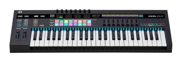 MIDI controller Novation 49SL MKIII