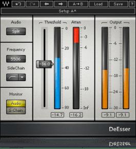 restauro audio de esser waves