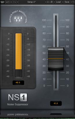 ns 1 waves audio