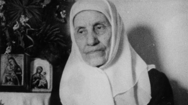 Памяти схимонахини Серафимы (Белоусовой)