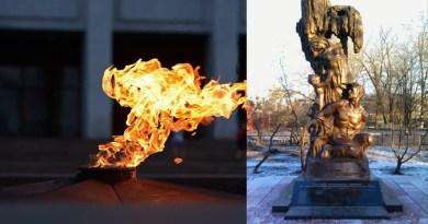 Луганское сердце героев