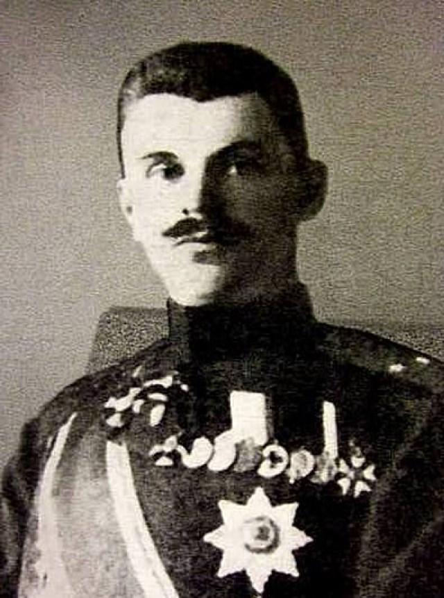 Начальник императорской дворцовой охраны полковник ОКЖ А. И. Спиридович