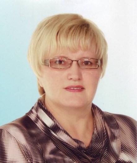Галина Александровна ГОНЧАРОВА