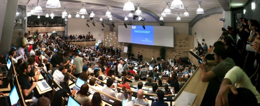 CERN Main Auditorium
