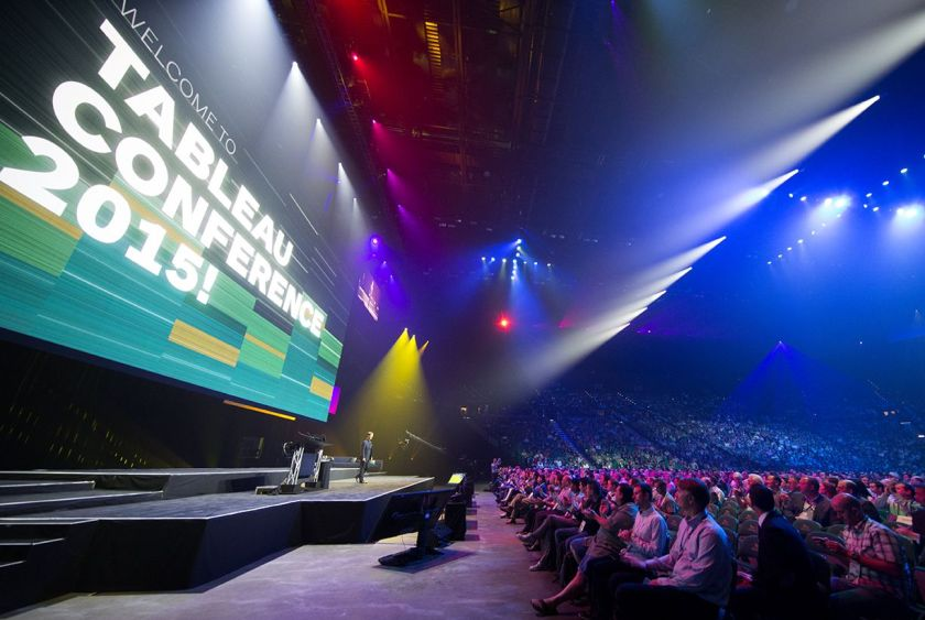 Tableau Conference 2015 Dev-Keynote