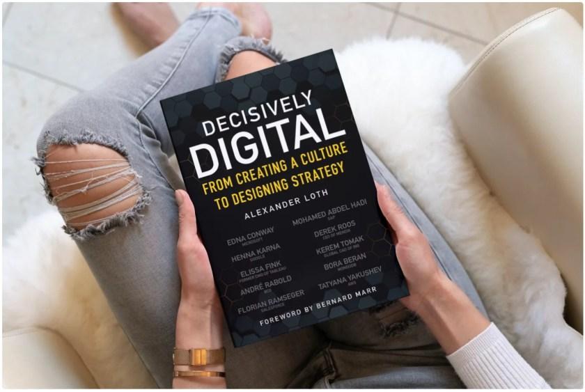 Decisively Digital book