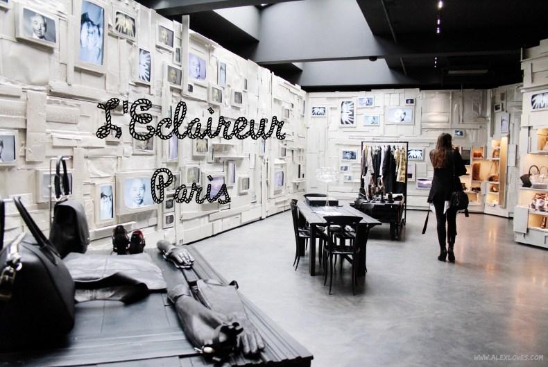 L'eclaireur Paris ©www.alexloves.com