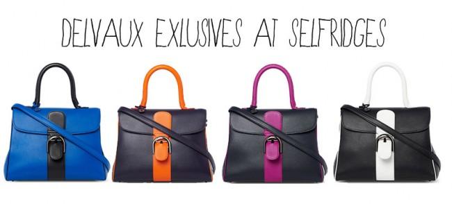 Delvaux Exclusives Selfridges ©www.alexloves.com