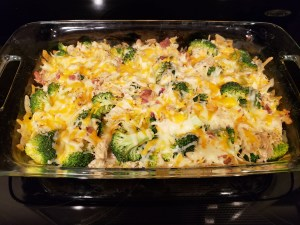 Final - Chicken Bacon Ranch Casserole