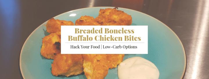 Breaded Boneless Buffalo Chicken Bites