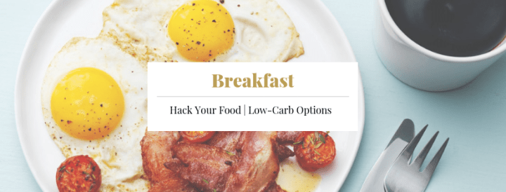 Cover - Breakfast Keto Recipes