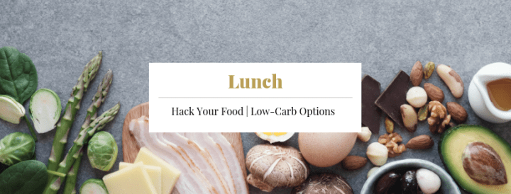 Cover - Lunch Keto Recipes