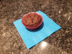 Final - Chocolate Fudge Flax Muffins