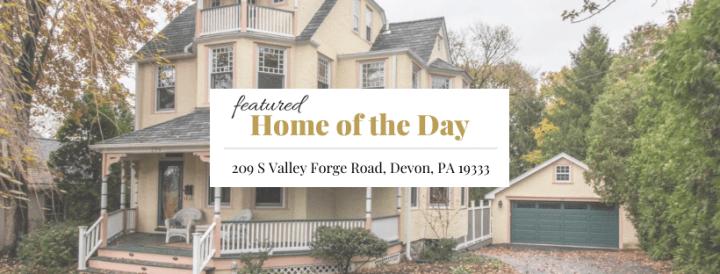 209 S Valley Forge Road, Devon, PA 19333