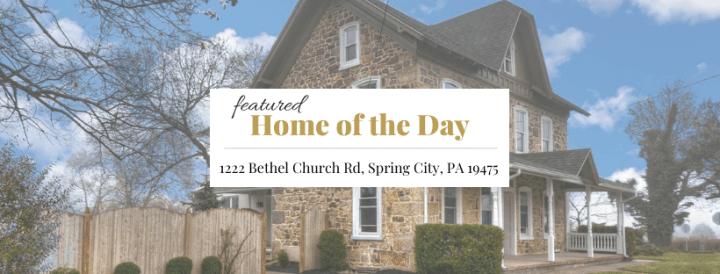 1222 Bethel Church Road, Spring City, PA 19475