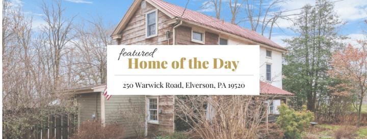 250 Warwick Road, Elverson, PA 19520