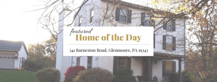 341 Barneston Road, Glenmoore, PA 19343