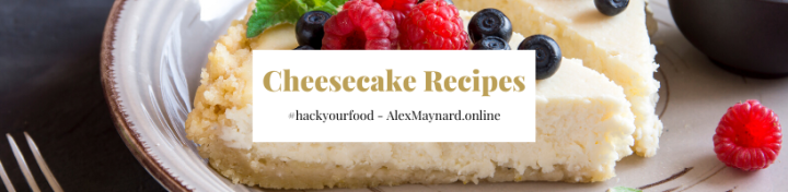 Dessert Banner - Cheesecake Recipes.png