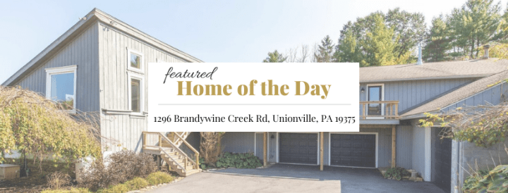 1296 Brandywine Creek Road, Unionville, PA 19375