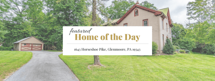 1643 Horseshoe Pike, Glenmoore, PA 19343