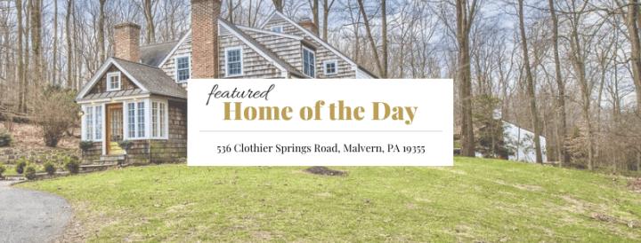 536 Clothier Springs Road, Malvern, PA 19355