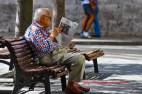 Reading In The Park, Valladolid, España